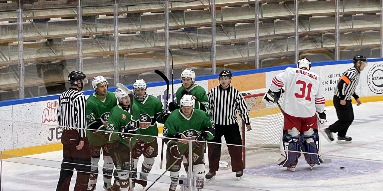 Palloseura vahva Suomen Cup avauksessa